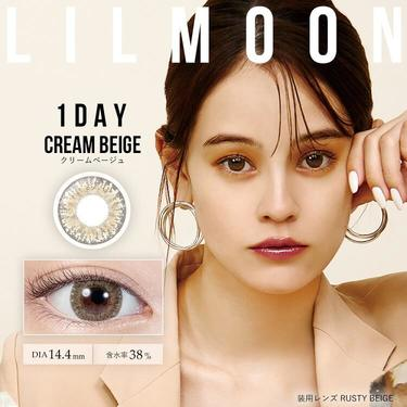 LILMOON(リルムーン) 1day 14.4mm(1箱10枚入り)